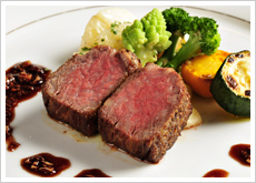 道産牛肉コース